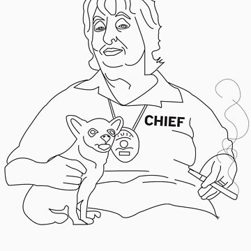 Chief Joan Koplan by djtelepathic