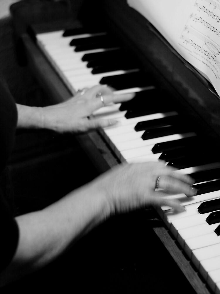 Piano  by Andrew  Makowiecki
