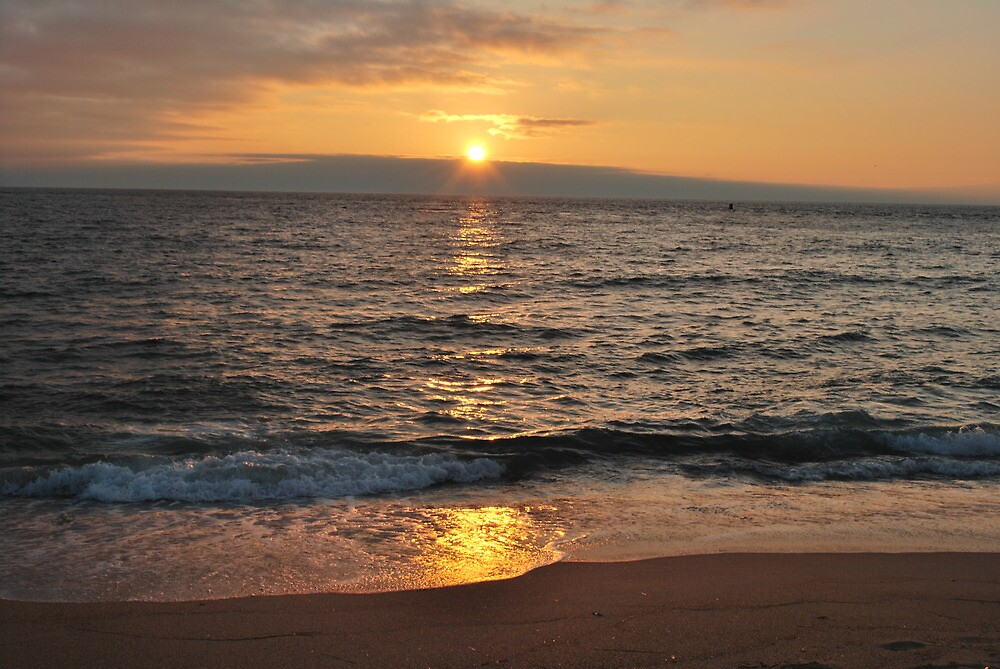 Marina Sunset by Sunnygolden