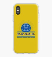 The Man From UNCLE iPhone Case