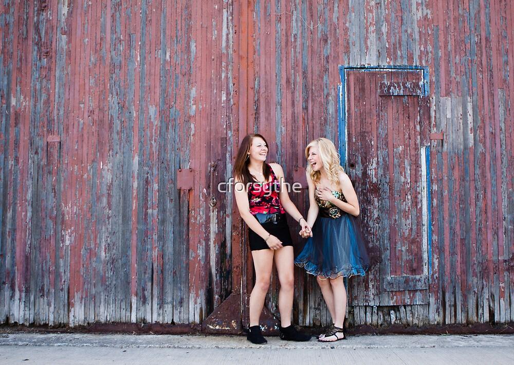 Sisterly Love by cforsythe