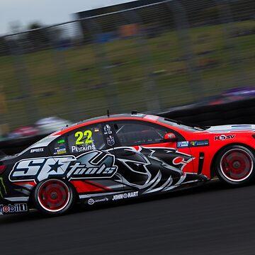 V8 Supercars - Sydney 400 2015 - Jack Perkins - Holden by StuartVaughan