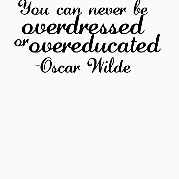 Oscar Wilde by hispurplegloves
