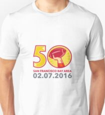 50 Pro Football Championship Sunday 2016 T-Shirt