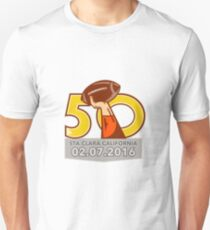 Pro Football Championship 50 2016 T-Shirt