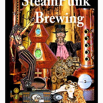 SteamPunk Brewing by RKLang