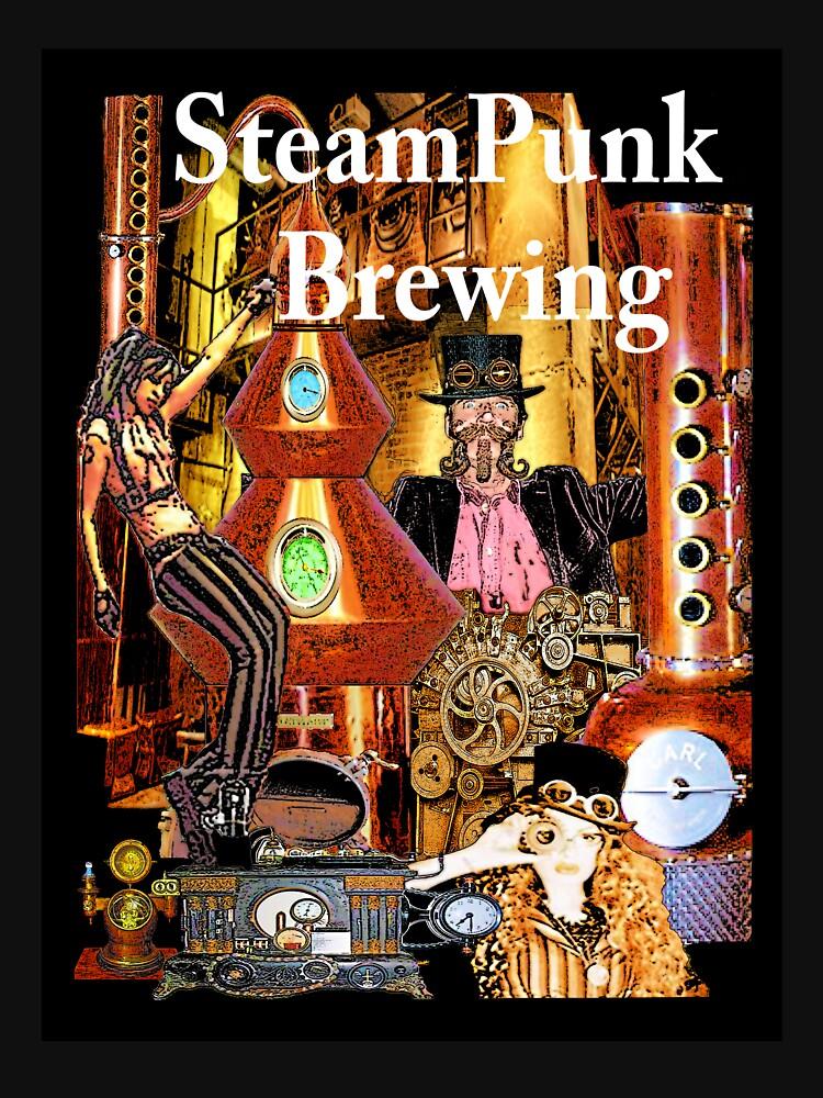 SteamPunk Brewing by RKLang