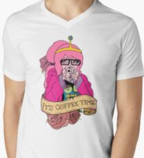 Adventure Time - It's Coffee Time (Princess Bubblegum) T-Shirt