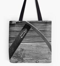 Wood and Wheel Tote Bag
