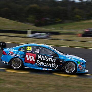 V8 Supercars - Sydney 400 2015 - Scott McLaughlin - Volvo by StuartVaughan