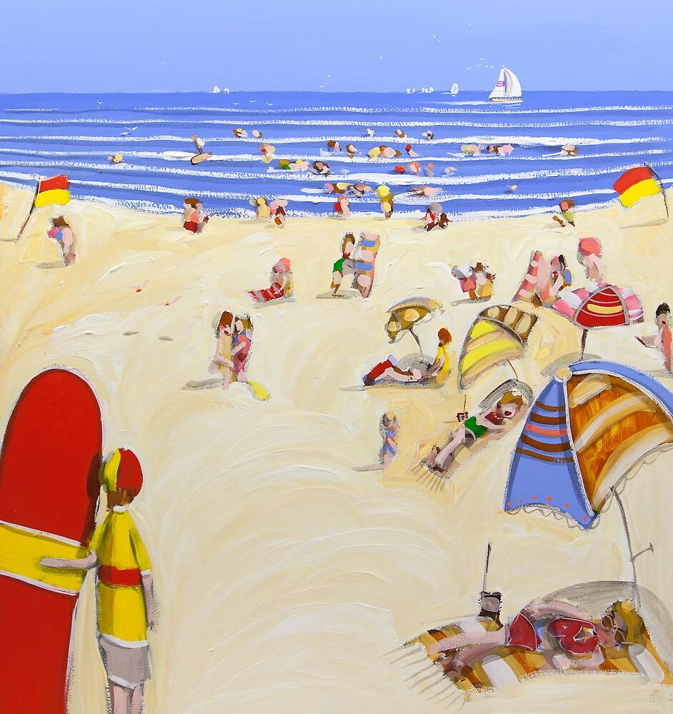 On the Coast by Adam Bogusz