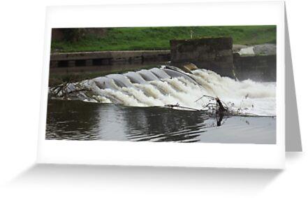 The Weir by flowerpot23