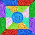 DeepDream Color Squares Visual Areas 5x5K v17 by blackhalt