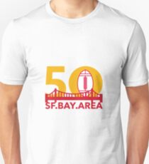 Pro Football Championship 50 SF Bay Area T-Shirt