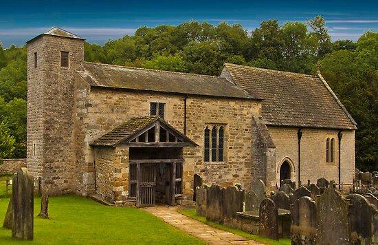 St Gregory's Minster by Trevor Kersley