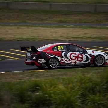 V8 Supercars - Sydney 400 2015 -Dale Wood - Holden by StuartVaughan