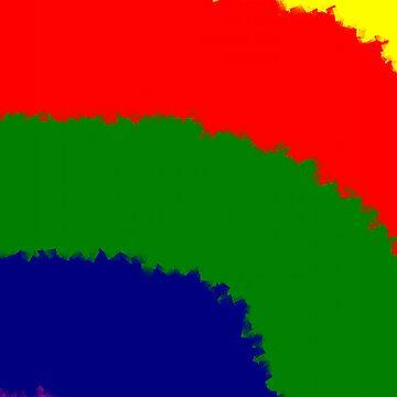 Rainbow One by MamboGeorge