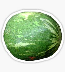Graphic Watermelon Sticker