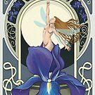 Iris by Benjamin Bader