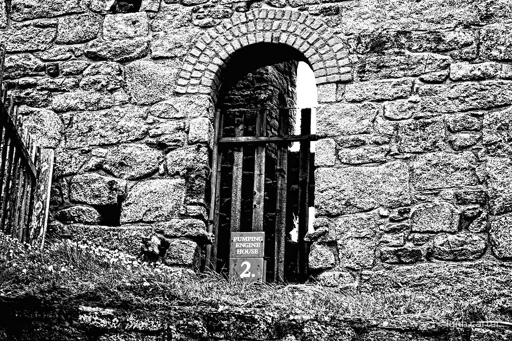 Pump House, Levant, Cornwall.UK by lynn carter