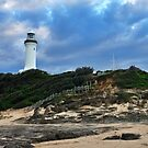 Norah Head Lighthouse. by Anthony Keevers
