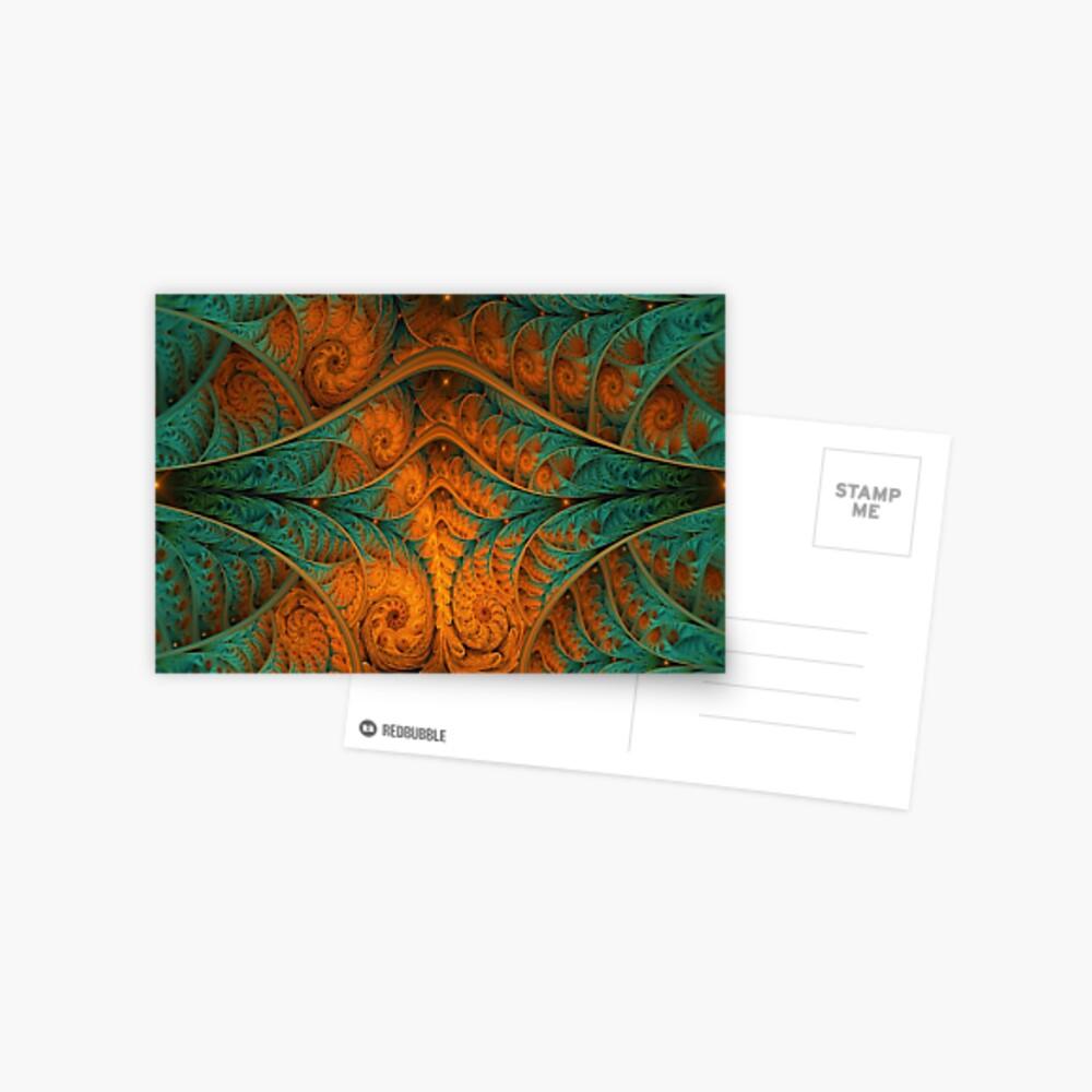 Der sinnliche Weg Postkarte