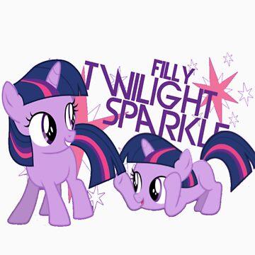 Twilight sparkle - mlp filly by jochen1147