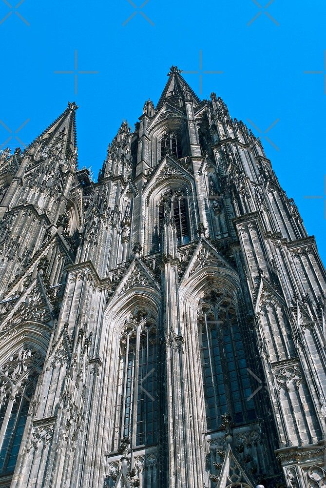 Cologne Cathedral by Vac1