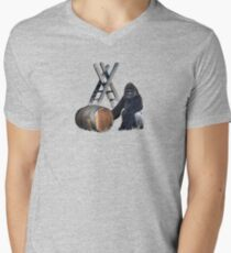 Tribute to Donkey Kong Mens V-Neck T-Shirt