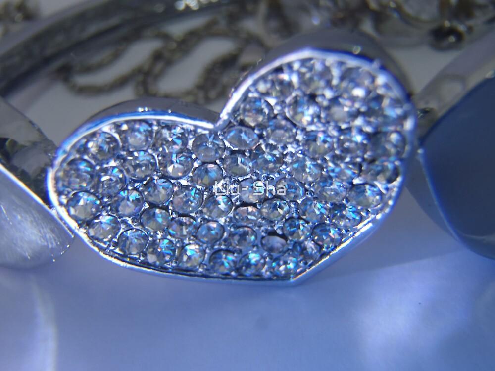 hearty gem by Liu- Sha