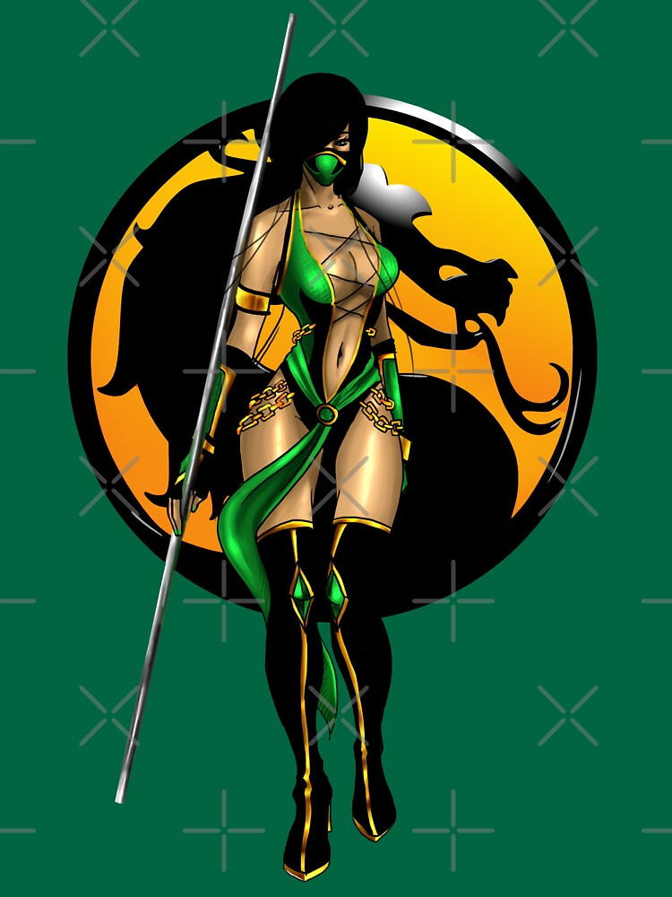 Sterblicher Kombat - Jade von etoeto