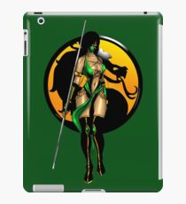 Mortal Kombat - Jade iPad Case/Skin