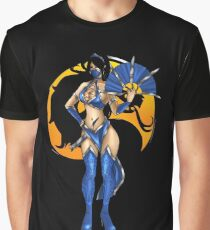 Mortal Kombat - Kitana Graphic T-Shirt
