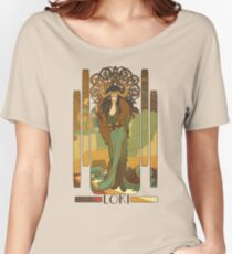 Lady Loki Women's Relaxed Fit T-Shirt