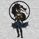 Kitana - Mortal Kombat X by etoeto