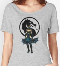 Kitana - Mortal Kombat X Women's Relaxed Fit T-Shirt