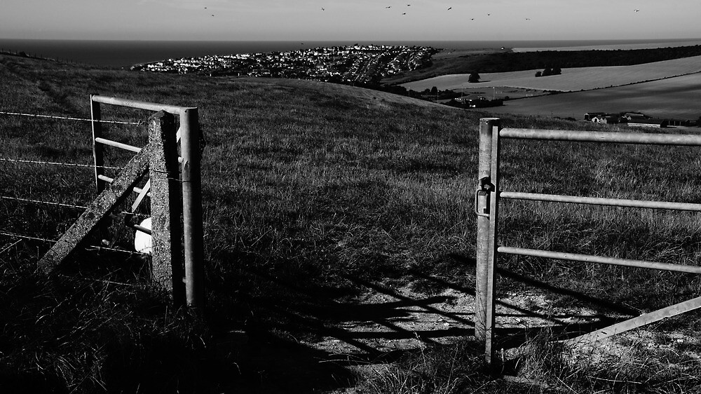 Open Gates To Seaford by glynk