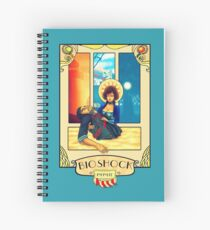 Baptism Spiral Notebook