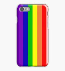 Rainbow Flag iPhone Case/Skin