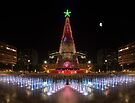 Adelaide Christmas Lights by Raymond Warren