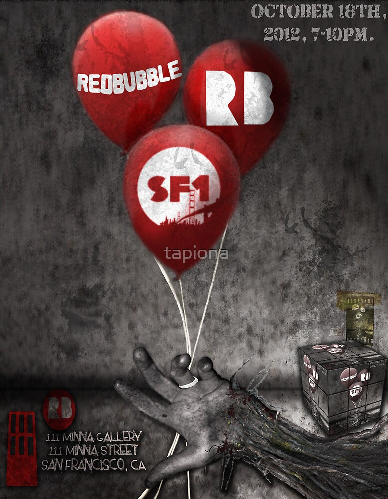 RB San Francisco 1 by tapiona