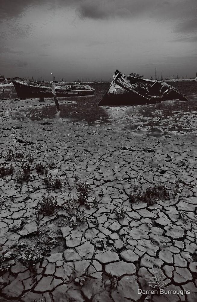 Orford Wrecks by Darren Burroughs