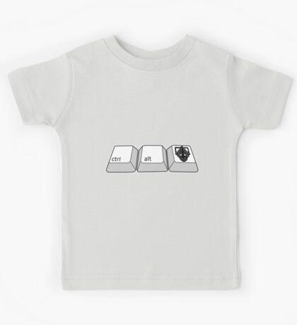 ctrl + alt + DELETE!!! Kids Clothes