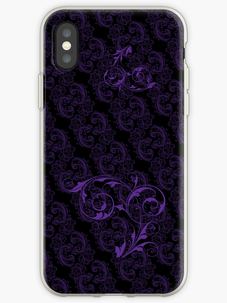 Floral Black by RawJaw