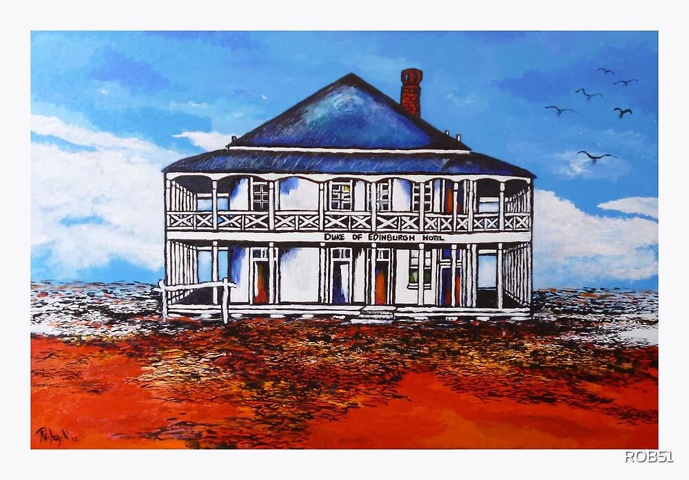 DUKE OF EDINBURGH HOTEL by ROB51
