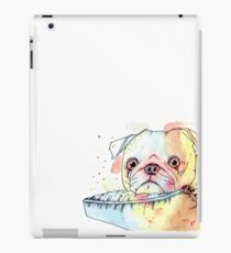 Parker the Pug iPad Case/Skin