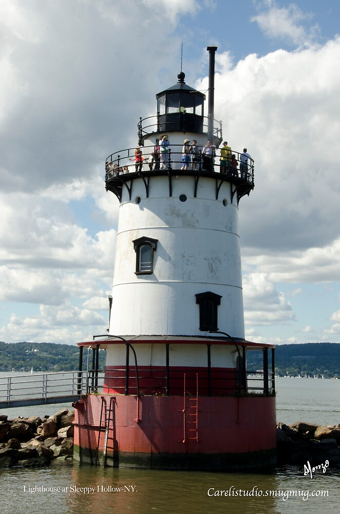 Ossining Lighthouse by alocarlos