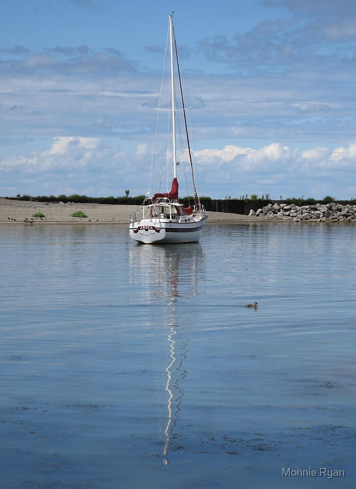 Ready to Sail by Monnie Ryan