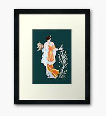 Primavera- Spring Framed Print