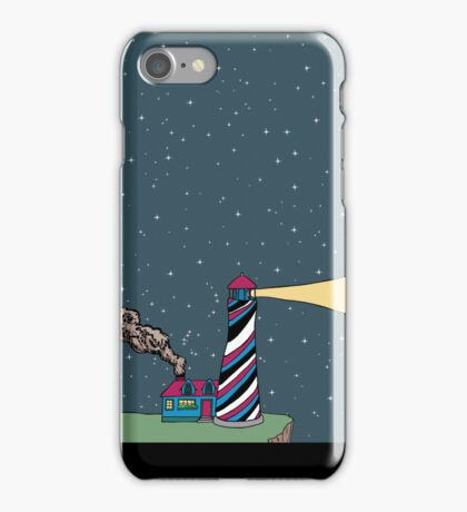 Lighthouse in the Distance iPhone Case/Skin